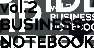 vol.2 BUSINESS NOTEBOOK
